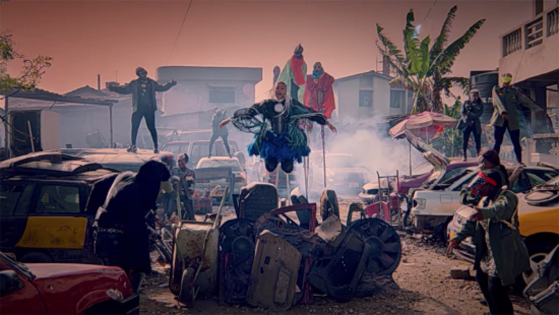 Sunu creates African superhero themed follow-up to Absolut's Cannes Gold-winning One Source campaign