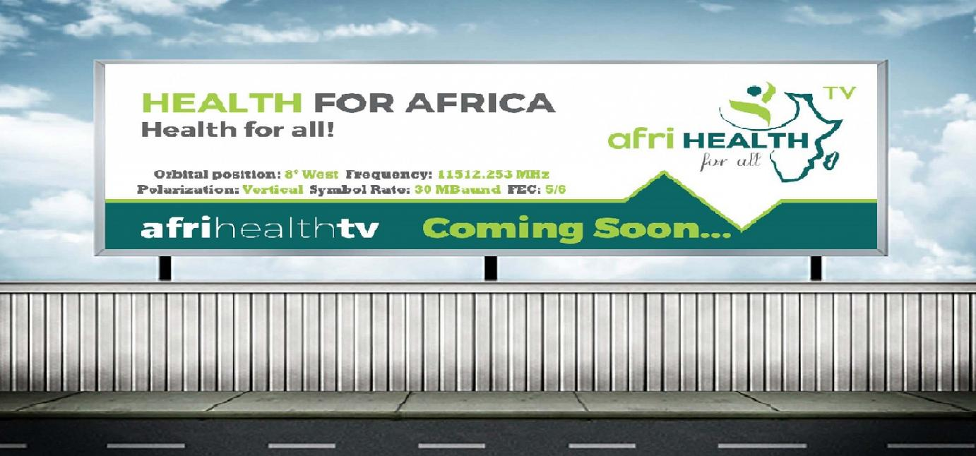 Afri Health TV added up to satellite channels in Ethiopia