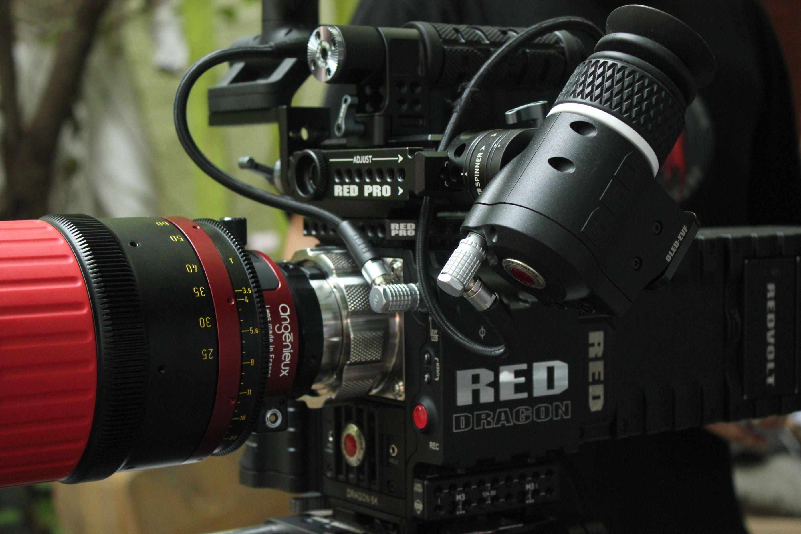 Zulu Wedding was shot on the Red Dragon camera | Screen Africa
