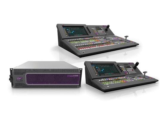Grass Valley introduces the new GV Korona K-Frame V-series systems