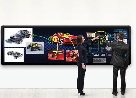 Jasco introduces the Leyard LED MultiTouch Video Wall