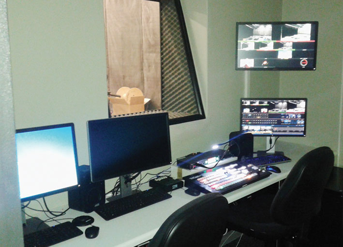 Jasco implements broadcast learning studio at UFS