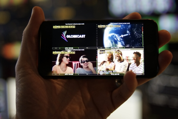 Globecast launches cloud playout services at NAB 2018