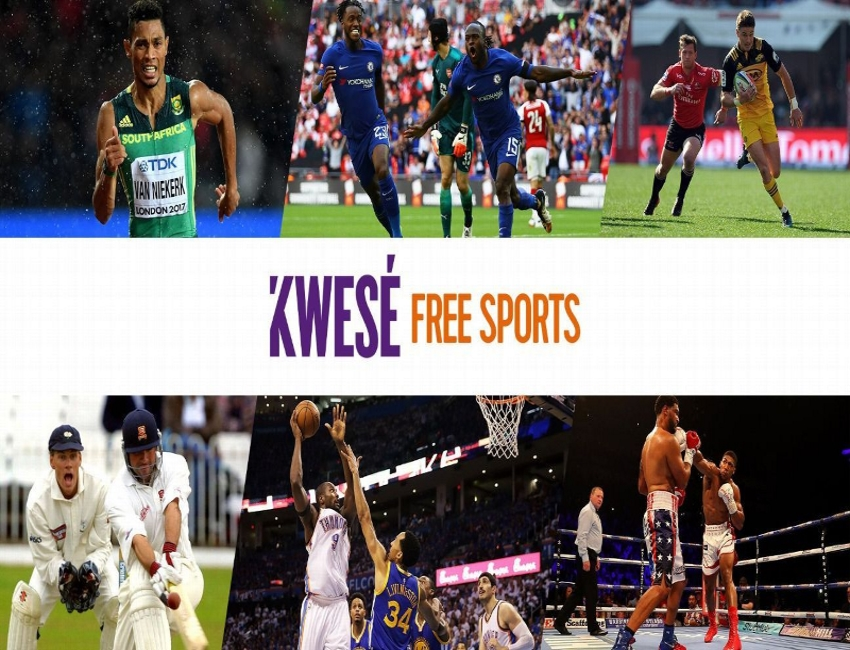 Kwesé Free Sports joins OpenView