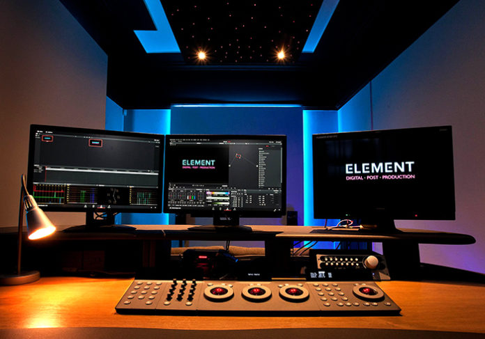 Element's post-production scales business on EditShare media