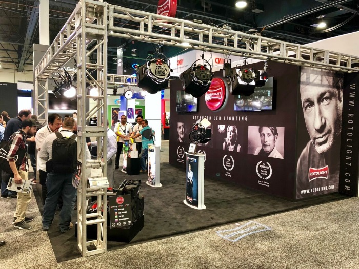 Rotolight Anova PRO 2 wins NAB 2018 Best of Show award
