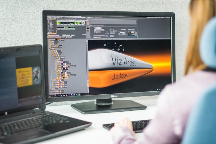 Vizrt to give away Viz Artist design software