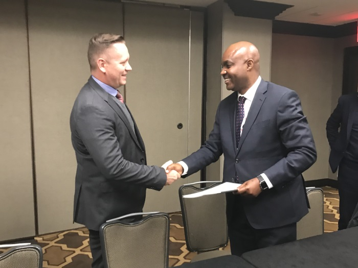 Vodacom Business Nigeria and Intelsat sign new agreement