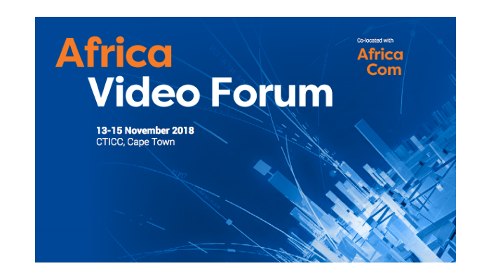 AfricaCom 2018: Africa Video Forum launched
