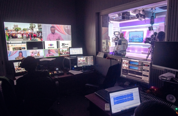PlayBox Technology powers new broadcast channel in Ghana