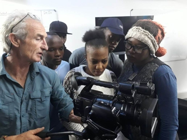 Big Fish School of Digital Filmmaking moves back to Cape Town