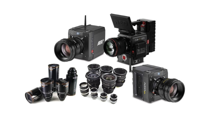 ARRI, RED, Sony? Local industry pros pick their favourite cameras