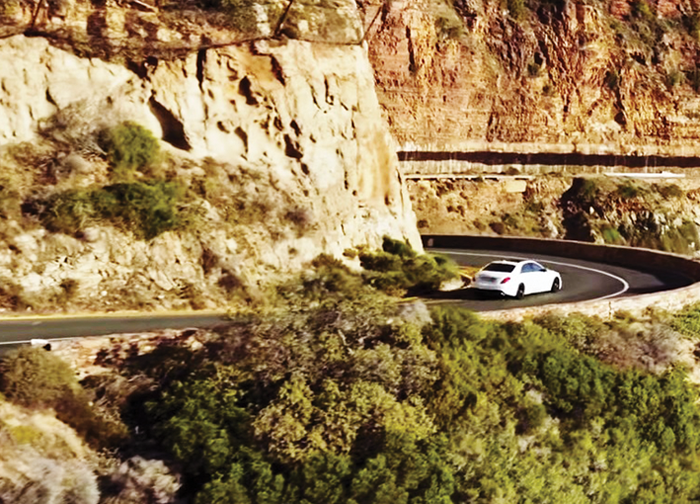 Inside the making of the new Mercedes-Benz S-Class ad