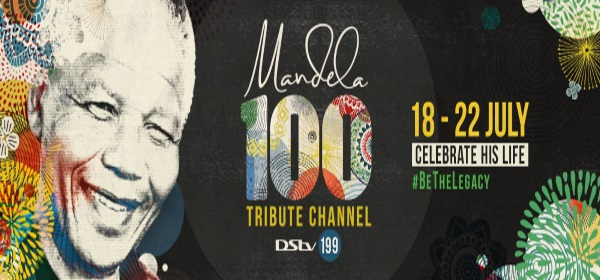 DStv brings unique Mandela 100 Tribute pop-up channel to Africa viewers