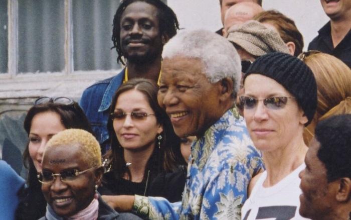 Anant Singh announces Mandela centenary initiatives