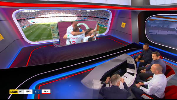 Match of the Day's World Cup coverage goes live with Vizrt