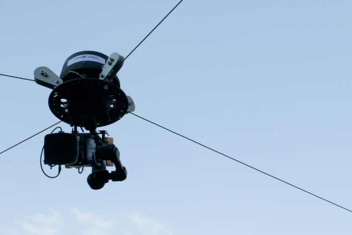 South African-based company to revolutionise sports filming for the local market
