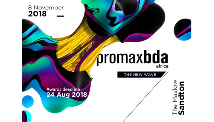 Don't forget to register for PromaxBDA Africa 2018