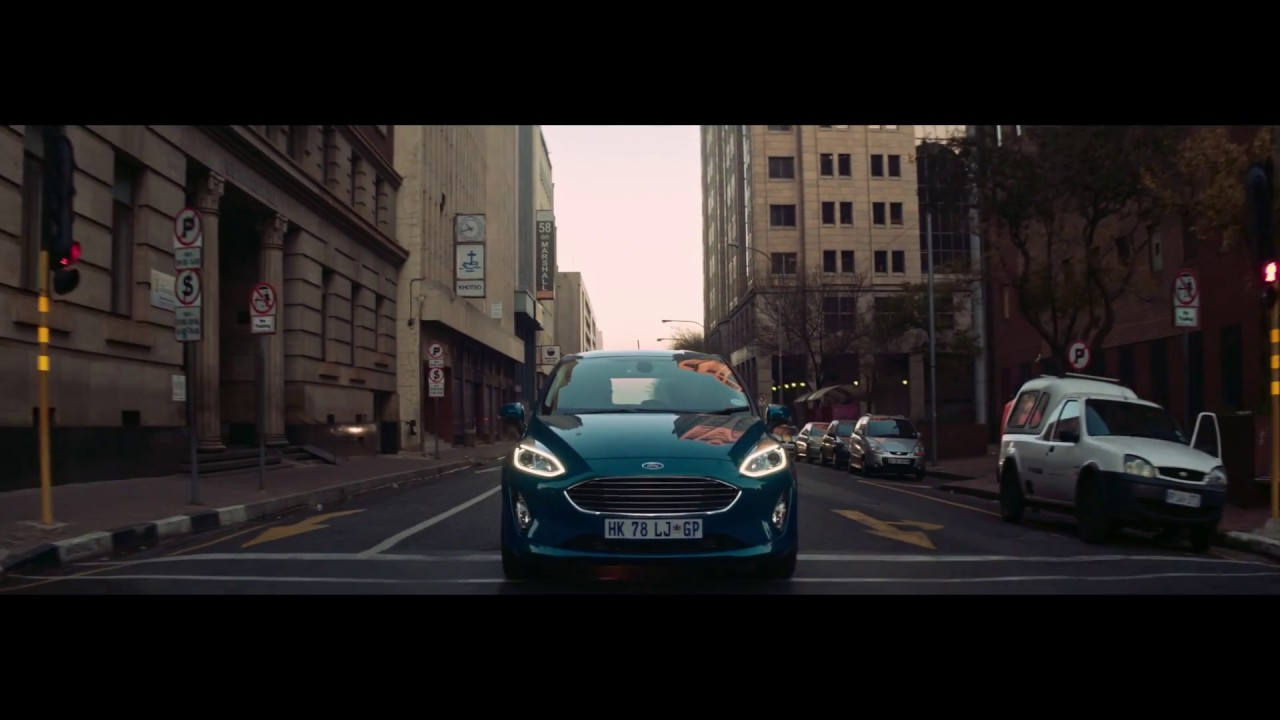 Zwelethu Radebe directs 'choose-your-own-ending' Twitter series for Ford Fiesta