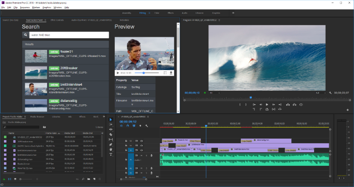 Facilis Technology releases new FastTracker 2.5 with panel forAdobe Premiere Pro CC