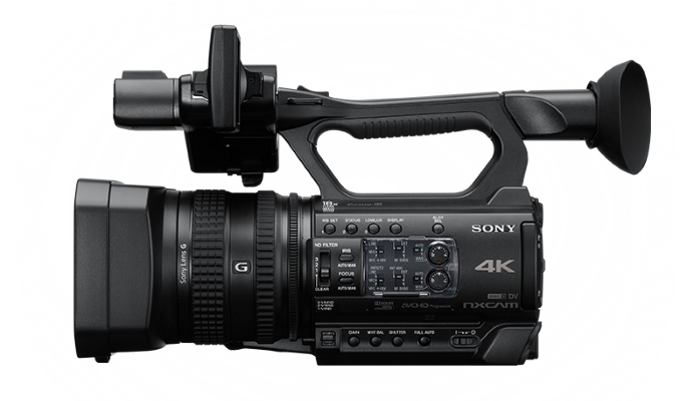 Sony introduces new handheld NXCAM camcorder, HXR-NX200