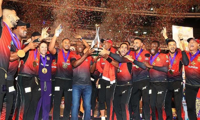 2018 Hero Caribbean Premier League scores big with social video
