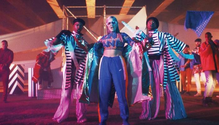 Behind the scenes on the intercontinental music video <em>Let Me Live</em>
