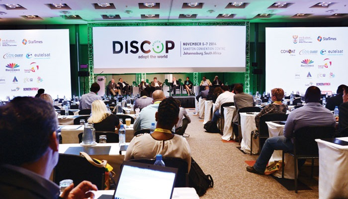 DISCOP Johannesburg presents The Africa Channel masterclasses