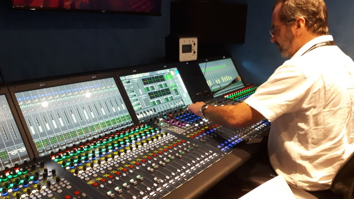 Lawo mc²56 used for BBC's 'Children in Need Rocks' live recording