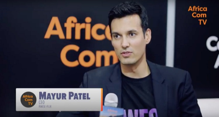 Kwesé iflix named Best Innovation in Digital Entertainment at AfricaCom 2018