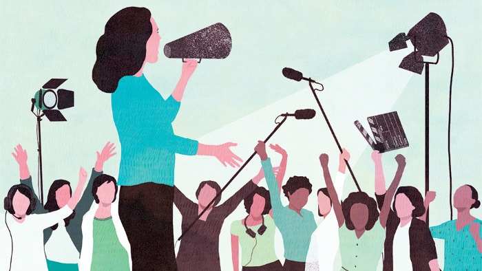 Over 300 women gather to talk gender disparity at the Joburg Film Festival