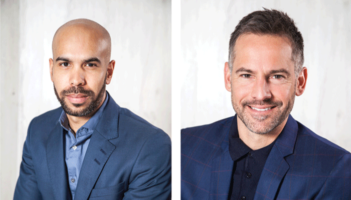 Cheeky Media's Yusuf Stevens and Janez Vermeiren on the business of TV in South Africa