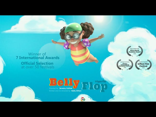 Africa's best animation of 2018 now on YouTube