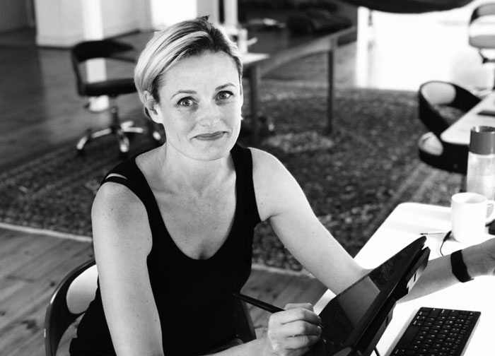 Get to know Tulips & Chimneys' Nina Pfeiffer