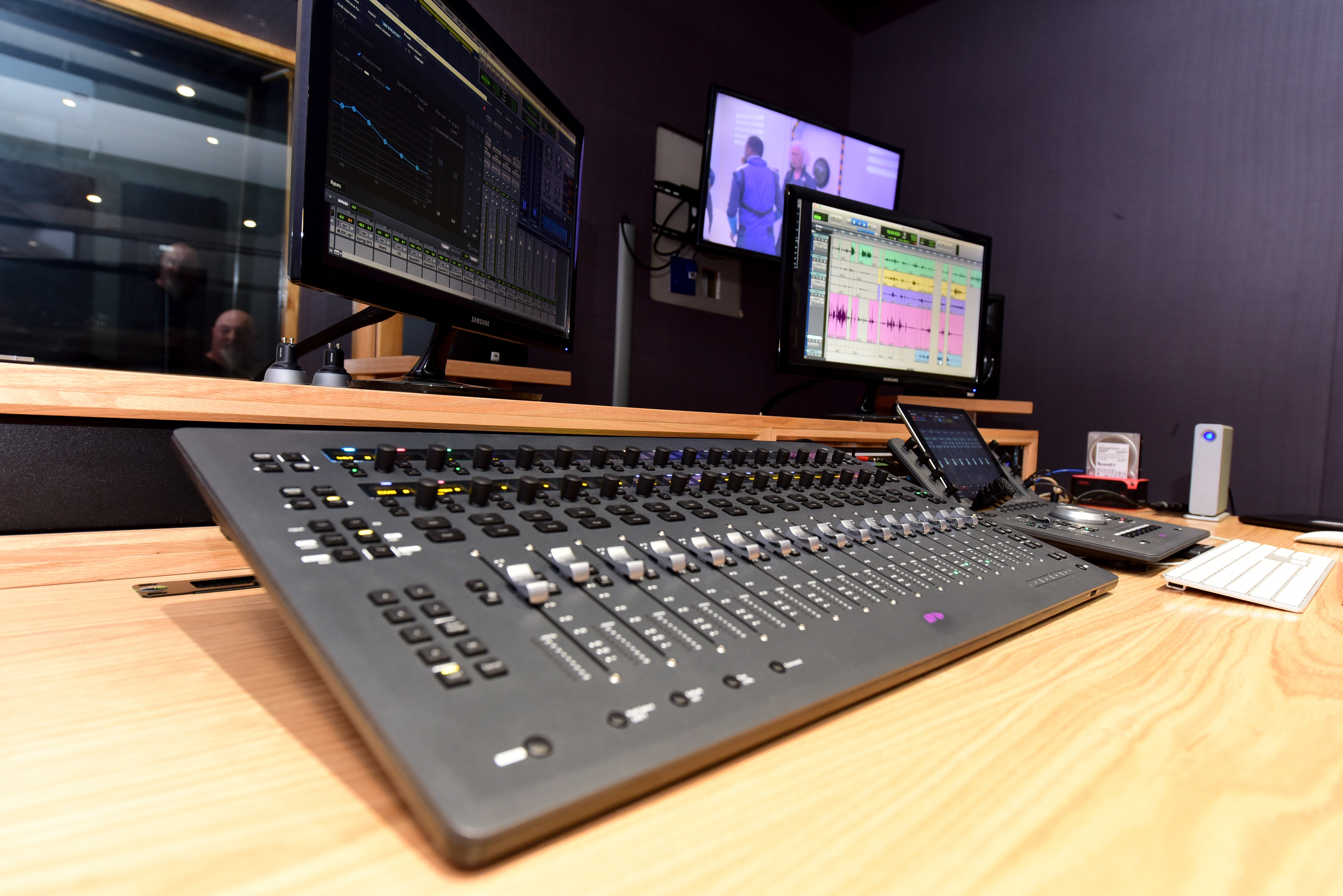 Sound Investments: <em>How Urban Brew built one of the most sophisticated audio studios in South Africa</em>