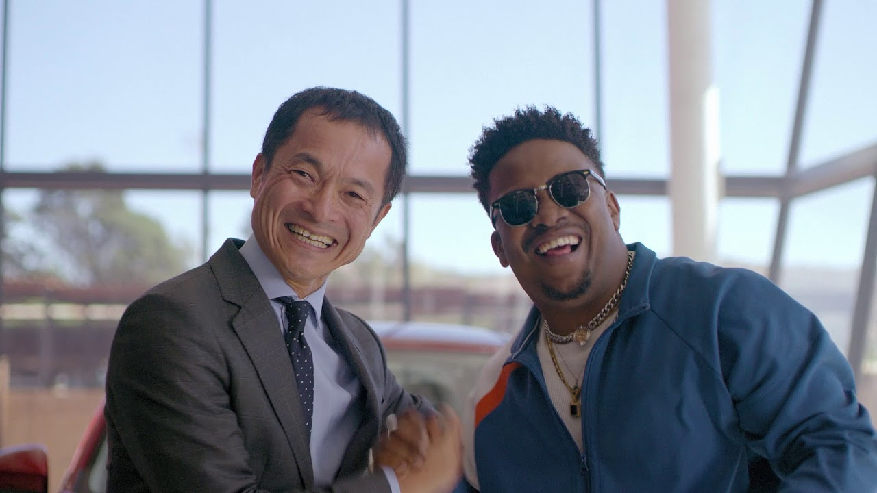 Honda refreshes with JR music video collaboration