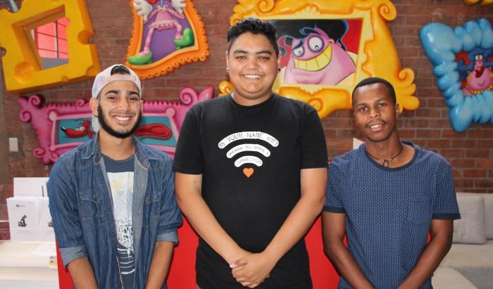 Triggerfish sponsors three more bursaries to The Animation School