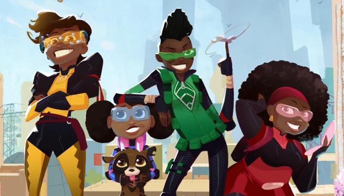 Netflix announces first original African animated series, <em>Mama K's Team 4</em>