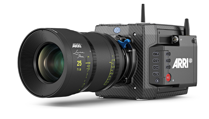 ARRI launches ALEXA Mini-LF camera