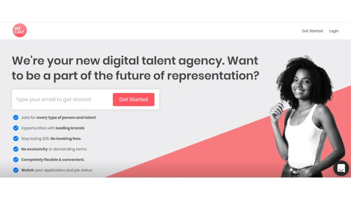 Local digital talent agency app is revolutionising the casting process