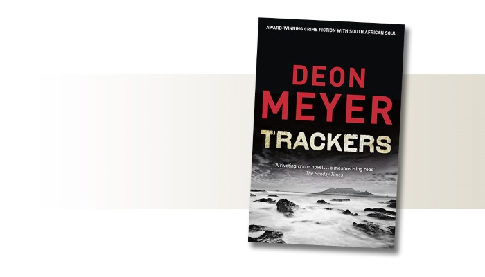 M-Net partners with Cinemax and ZDF for the six-part adaptation of Deon Meyer's <em>Trackers</em>