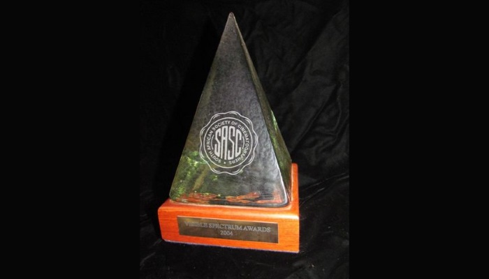 SASC Visible Spectrum Awards – winner announced