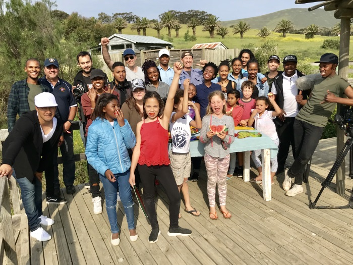 The SA FILM Academy and Reel Partners release NFVF training documentary on the wonders of water