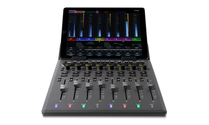 Avid expands audio control surface portfolio to better address needs of smaller facilities