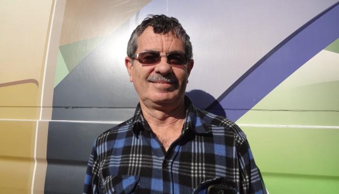 SABC honours Pete Knevitt