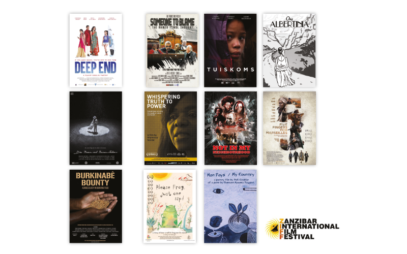 NFVF announces South African films in ZIFF 2019 official selection