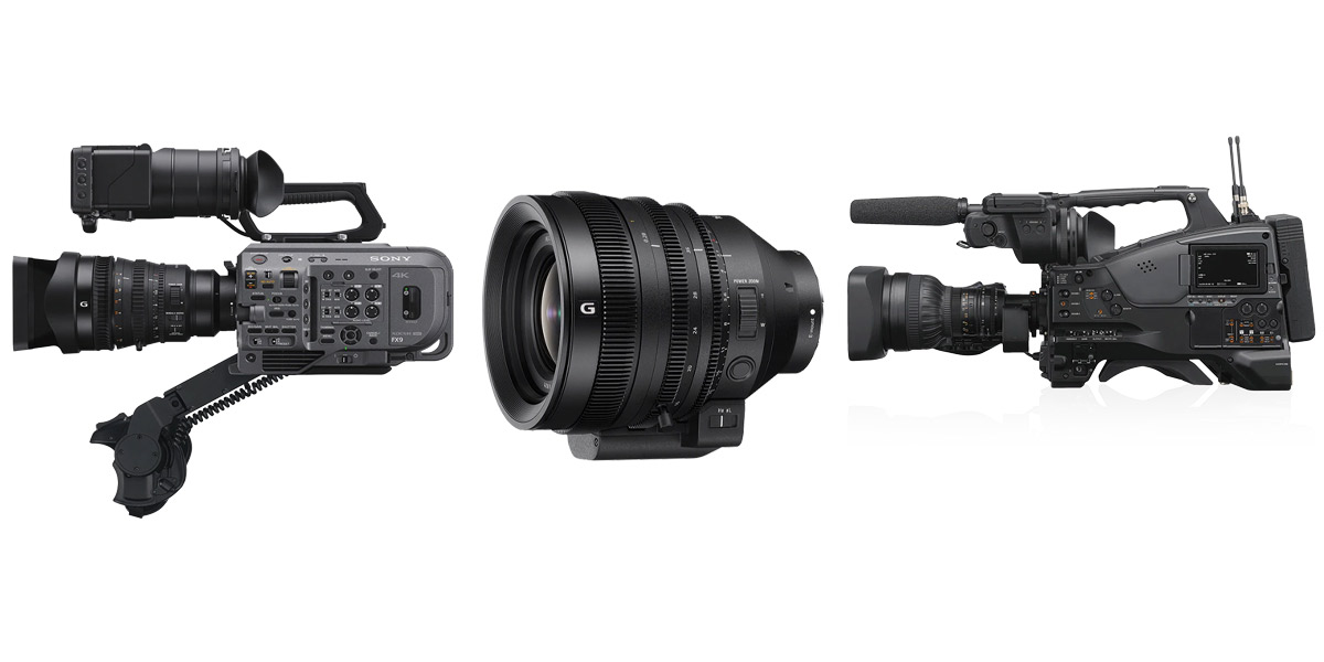 Sony reveals new line-up of next-generation products, solutions and services at IBC 2019