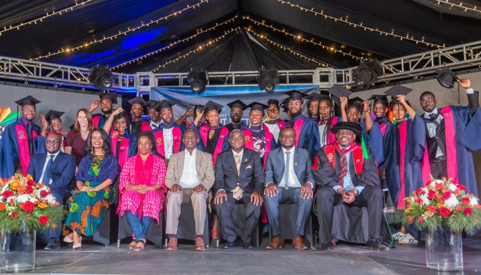 MultiChoice Talent Factory holds inaugural graduation for its Southern African Academy