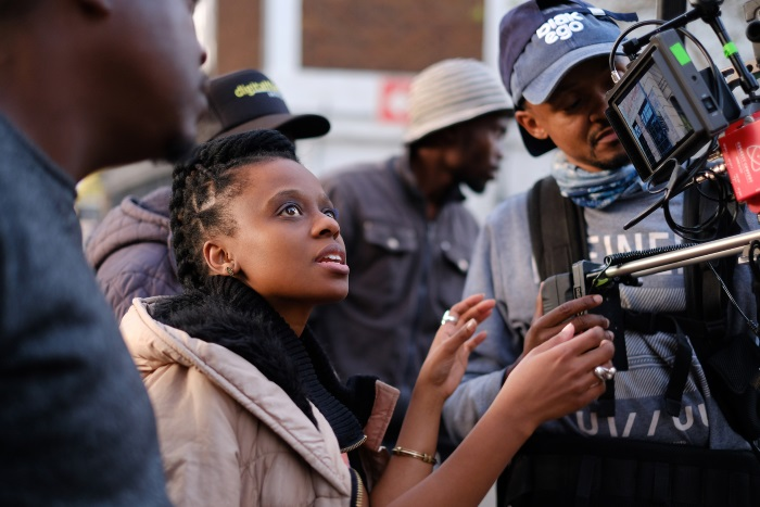 New Showmax Original comedy starts shooting in Maboneng