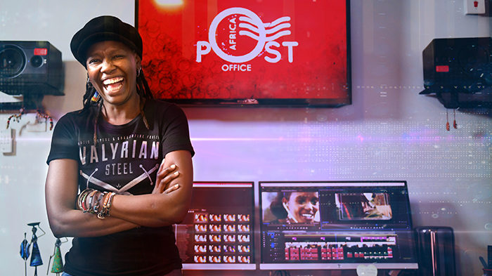 Africa Post Office chooses EditShare